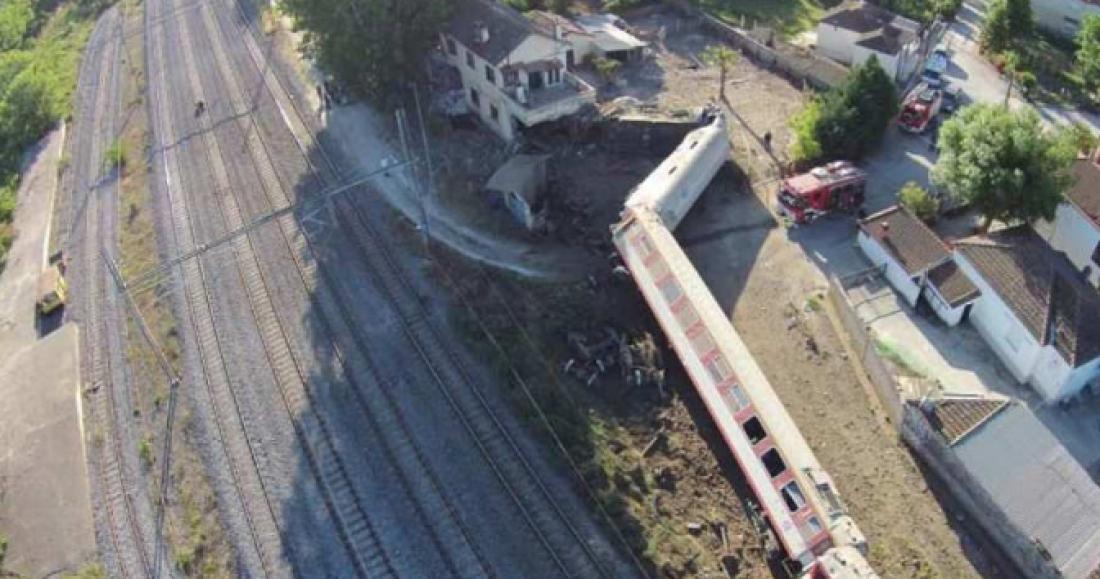 Αιτία του δυστυχήματος στο Άδενδρο Θεσσαλονίκης η ταχύτητα-Πήγαινε με 144 χλμ.