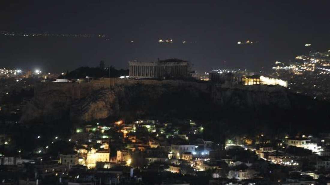 """Στο """"σκοτάδι"""" η Ευρώπη και πολλά μνημεία της για την """"Ώρα της Γης"""""""