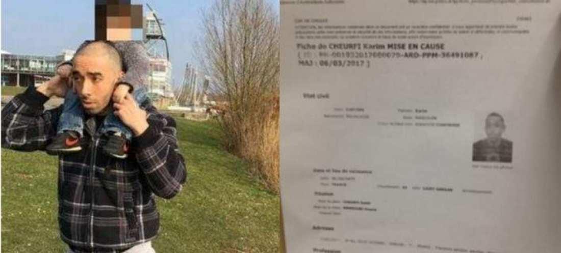 Αυτός είναι ο τζιχαντιστής που σκόρπισε τον τρόμο στο Παρίσι-Γνωστός στις Αρχές