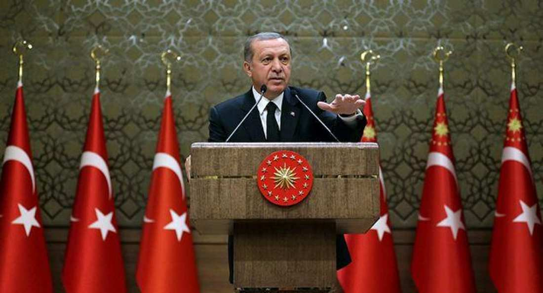 Μπερδεμένος ο Ερντογάν με το μήνυμα της επετείου της υπογραφής της συνθήκης της Λωζάνης