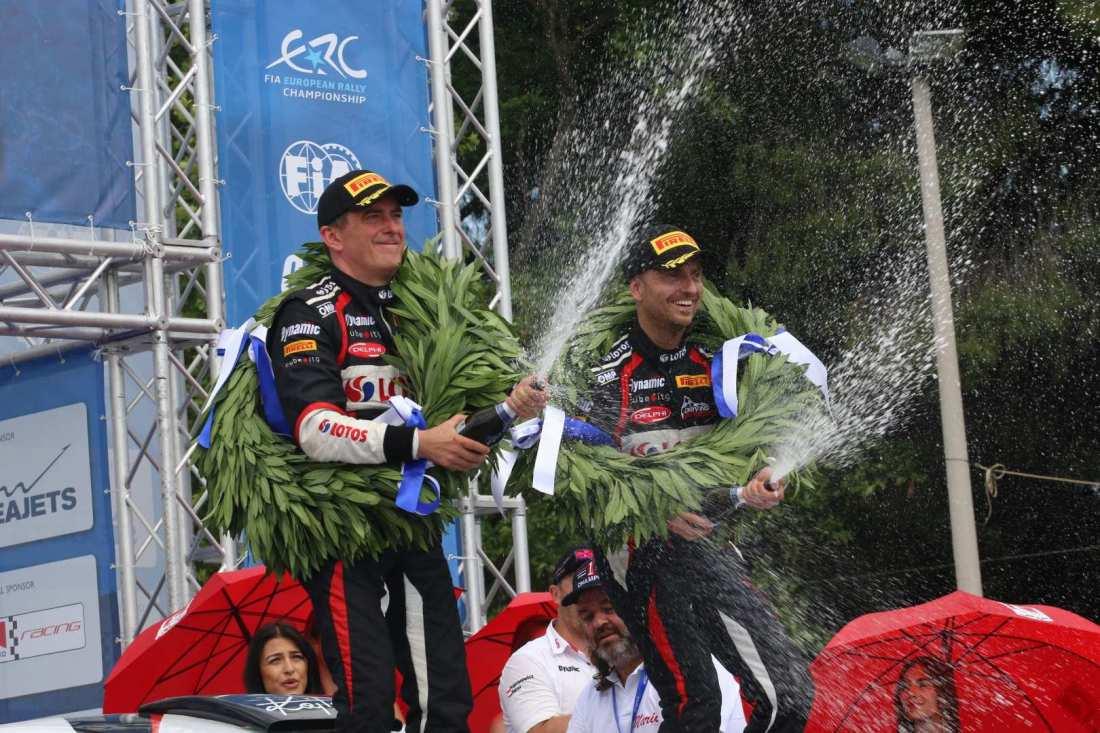 Αποτέλεσμα εικόνας για Ράλι Ακρόπολις: Νικητές Καγιετάνοβιτς-Μπαράν με Ford Fiesta R5