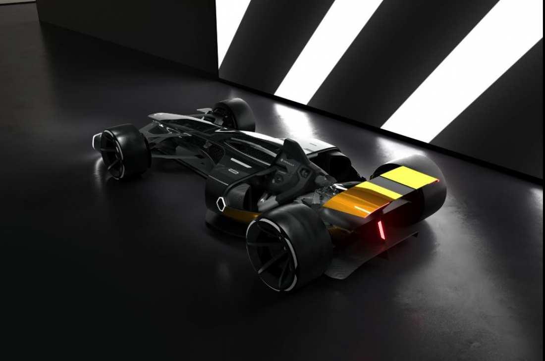 Τα... εξωγήινα μονοθέσια της Formula 1 του μέλλοντος