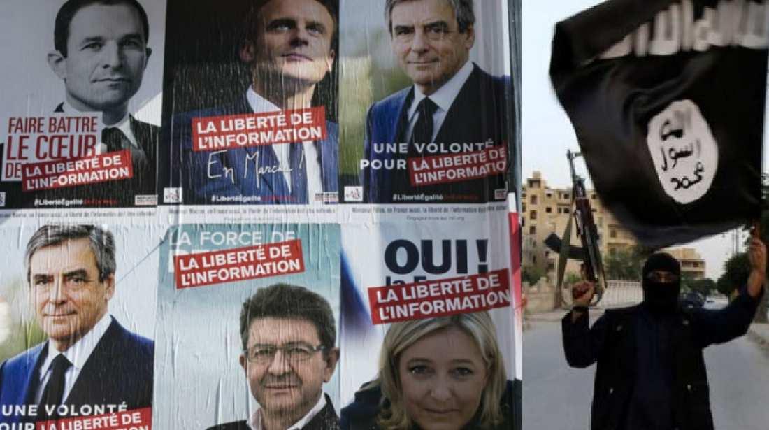Την προεκλογική εκστρατεία των υποψηφίων προέδρων της Γαλλίας επηρεάζει η επίθεση στο Παρίσι