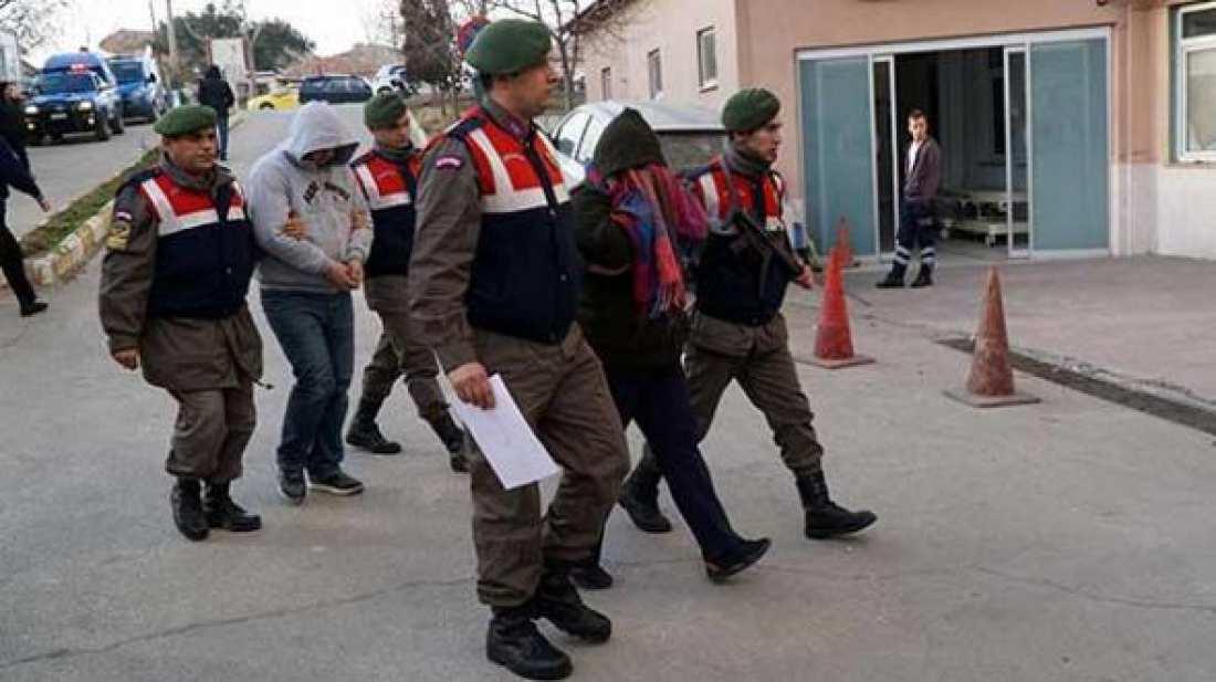 Τέσσερα άτομα τέθηκαν υπό κράτηση, κοντά στο χωριό Γενιτζετσιφτλίκ, περίπου 30 χιλιόμετρα ανατολικά από τις Φέρες