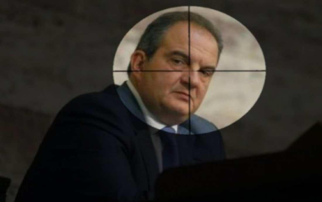 «Υπόθεση Πυθία» σε βάρος Καραμανλή: Δίκη ζητά η εισαγγελέας για Καρχιμάκη και στελέχη της ΕΥΠ