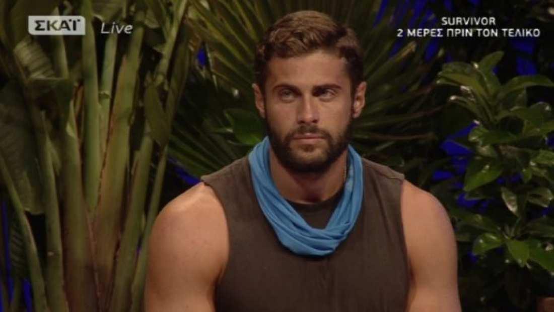 Survivor: Ο συγκινημένος Βασάλος στον ημιτελικό- Αποχώρησε ο Αναγνωστόπουλος (ΒΙΝΤΕΟ)