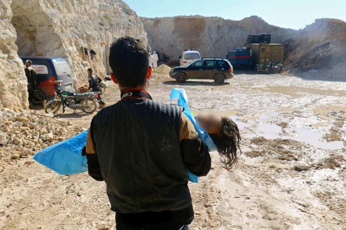 Γαλλία: «Αποδείξεις» κατά τις Δαμασκού για τα χημικά όπλα στη Συρία