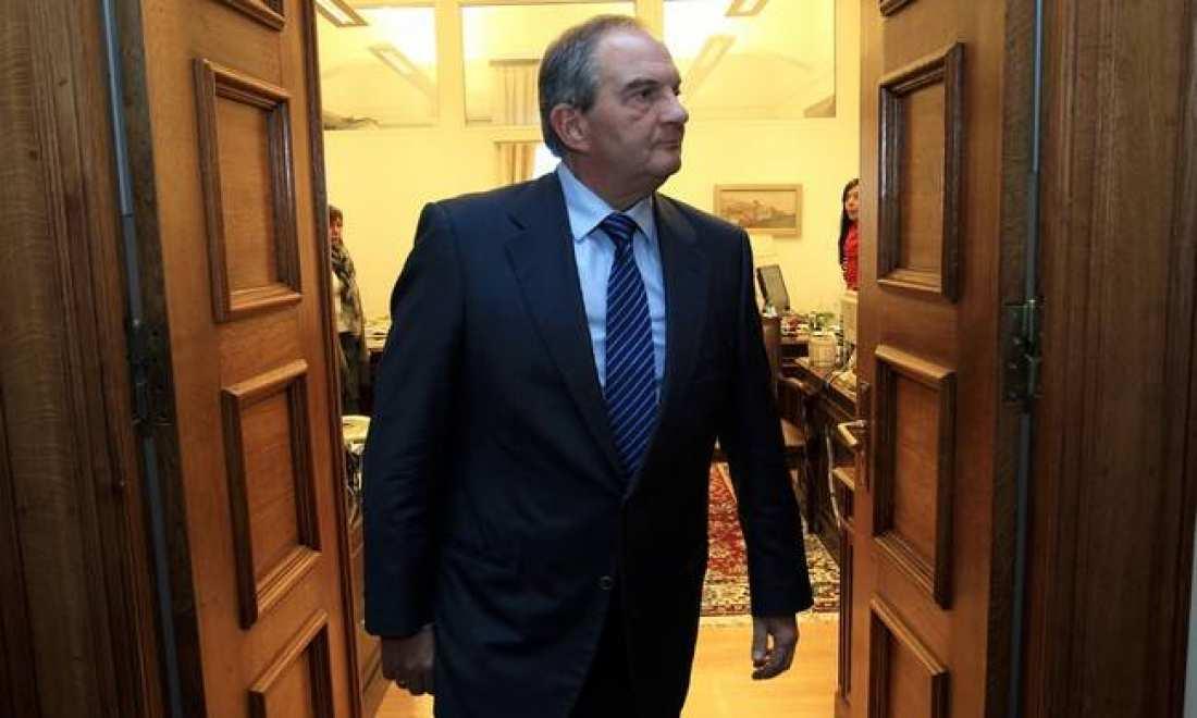Ισχυρό μήνυμα Καραμανλή: Υπέρτατο χρέος η προάσπιση των εθνικών συμφερόντων