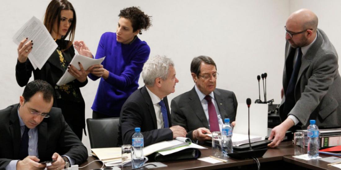 Κυπριακό: Αυτός είναι ο χάρτης για τα Κατεχόμενα που κατατέθηκε στη Γενεύη