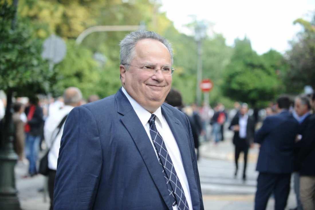 Κυπριακό-Αναχώρησαν για τη Γενεύη ο Ν. Κοτζιάς και η ελληνική αντιπροσωπεία