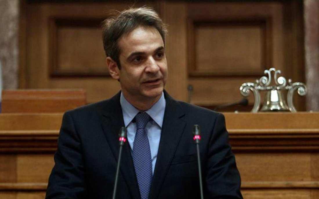 Μητσοτάκης υπέρ Πετρουλάκη για την αγωγή Καμμένου: «Δεν είσαι μόνος σου»