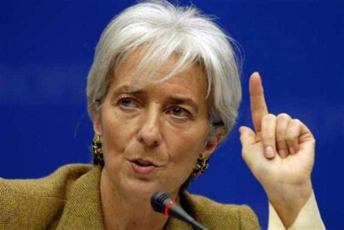 Διάλυση της ΕΕ εκτιμά η Κριστίν Λαγκάρντ σε μια ενδεχόμενη επικράτηση της ακροδεξιάς Μαρίν Λεπεν στη Γαλλία