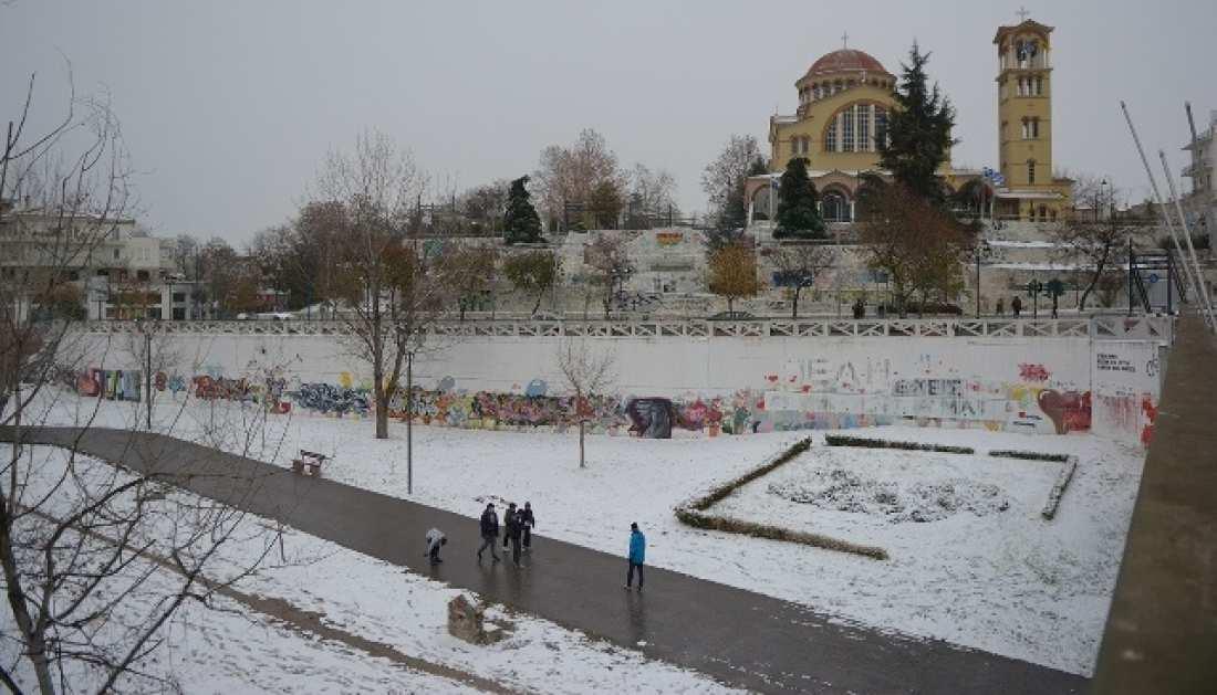 Αποτέλεσμα εικόνας για Λάρισα: Πολύ χαμηλές οι θερμοκρασίες και παγετός σε όλον τον νομό