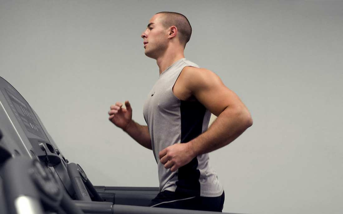 Προσοχή! Η έντονη σωματική άσκηση μπορεί να μειώσει τη λίμπιντο των ανδρών