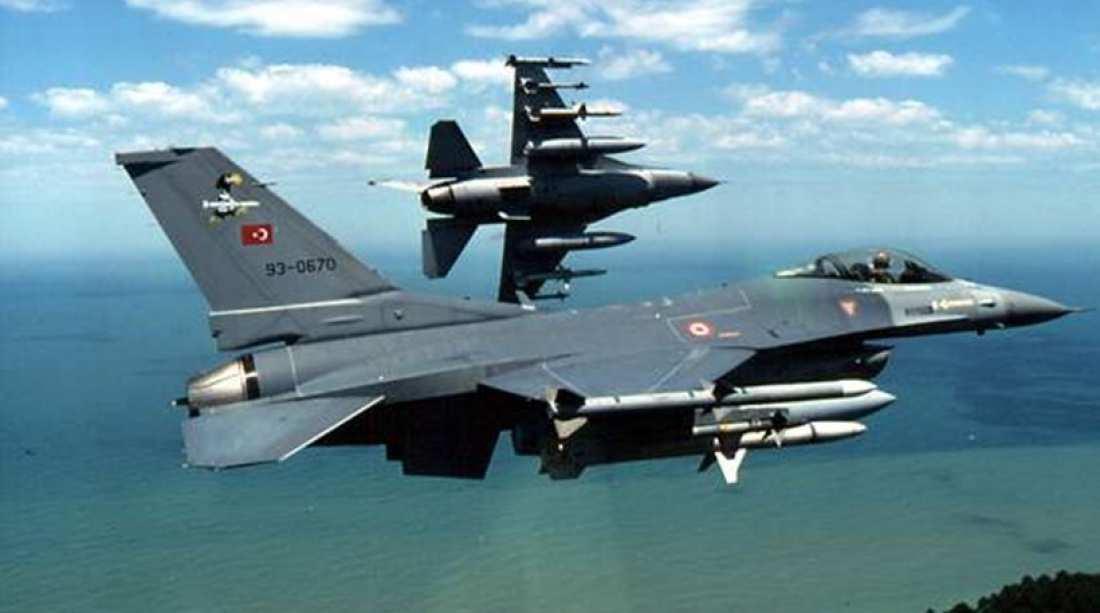 Οι Τούρκοι συνέχισαν τις παραβιάσεις στο Αιγαίο και ανήμερα της επετείου εισβολής