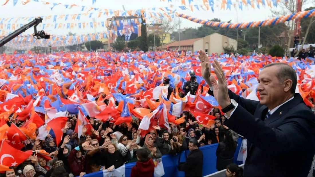 Μεγάλη φιέστα ετοιμάζει ο Ερντογάν - Τρία εκατ. κόσμος για...τη Δημοκρατία