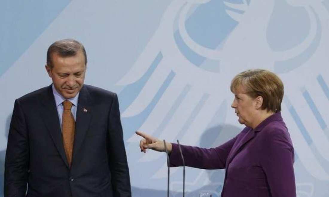 Ηχηρά γερμανικά χαστούκια στον Ερντογάν:Δεν εγκαταλείπουμε την Ελλάδα στην τύχη της!