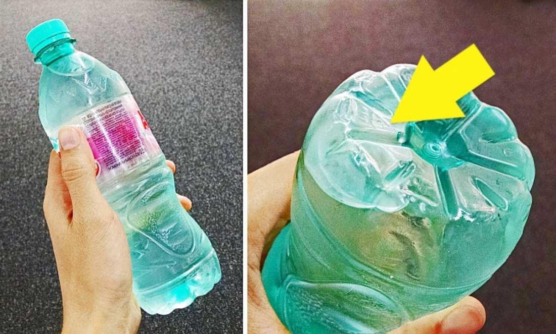 Προσοχή! Τι να ελέγχετε ΠΑΝΤΑ στα πλαστικά μπουκάλια νερού το καλοκαίρι