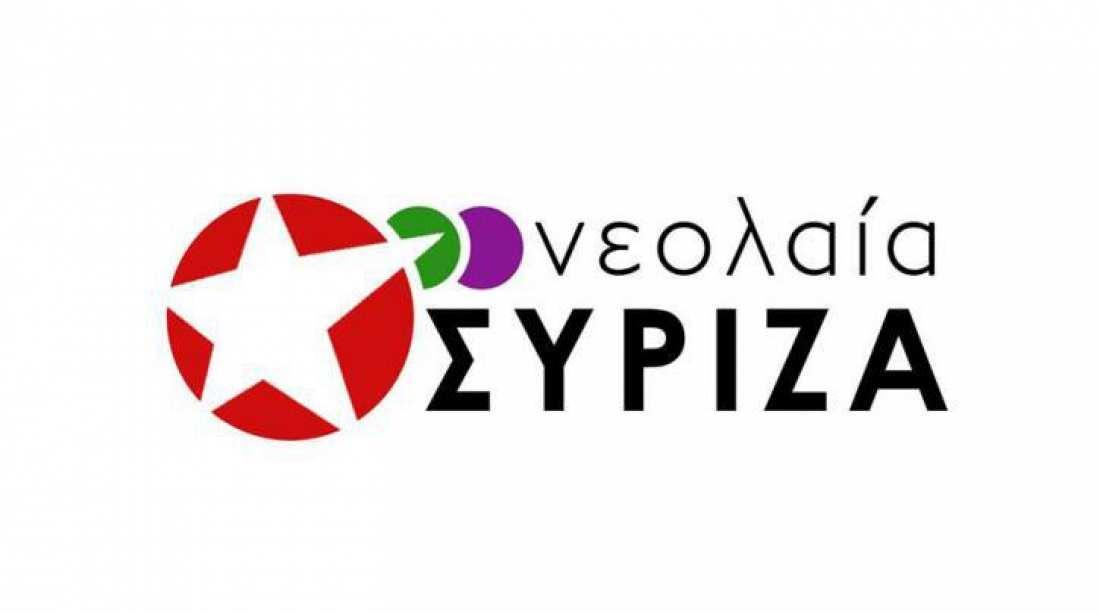 Απίστευτο ερωτηματολόγιο της Νεολαίας του ΣΥΡΙΖΑ