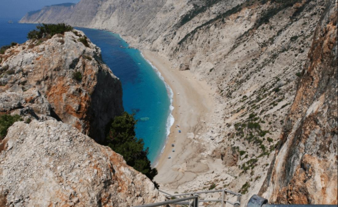 Αυτή είναι η πιο επικίνδυνη παραλία της Ελλάδας