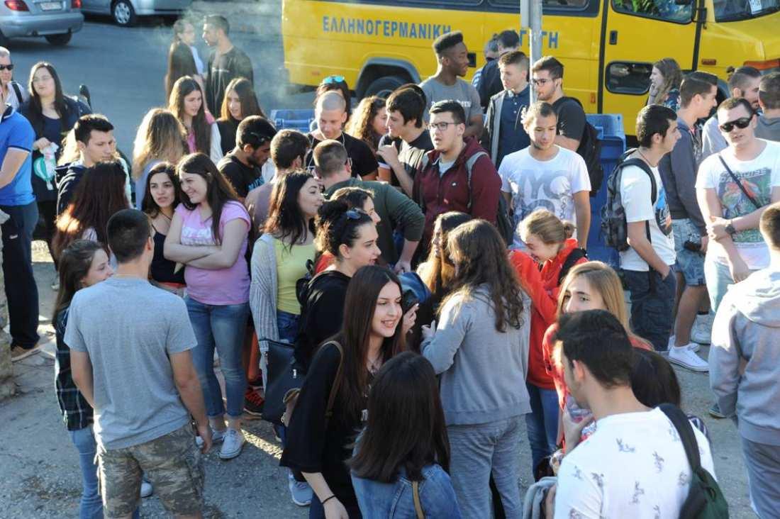 Πανελλήνιες 2017: Τα θέματα σε Μαθηματικά και Ιστορία για τα ΓΕΛ
