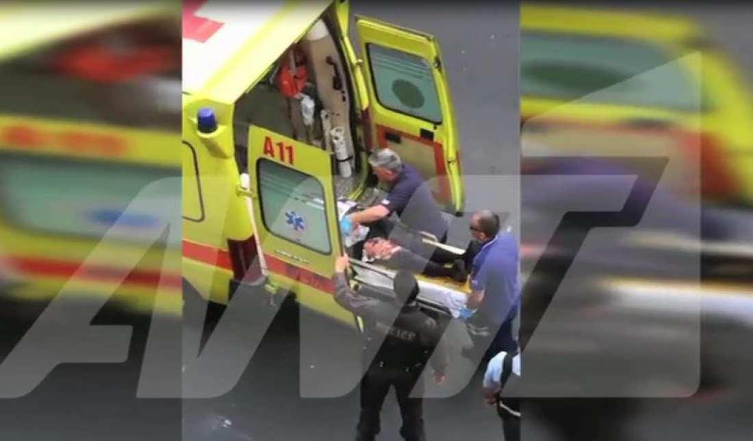 Αποτέλεσμα εικόνας για βίντεο ντοκουμέντο με τον Λουκά Παπαδήμο αιμόφυρτο