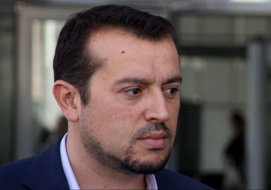 Παππάς: Στελέχη της ΝΔ συμπαθούντες της Χούντας να δηλώσουν μετάνοια!