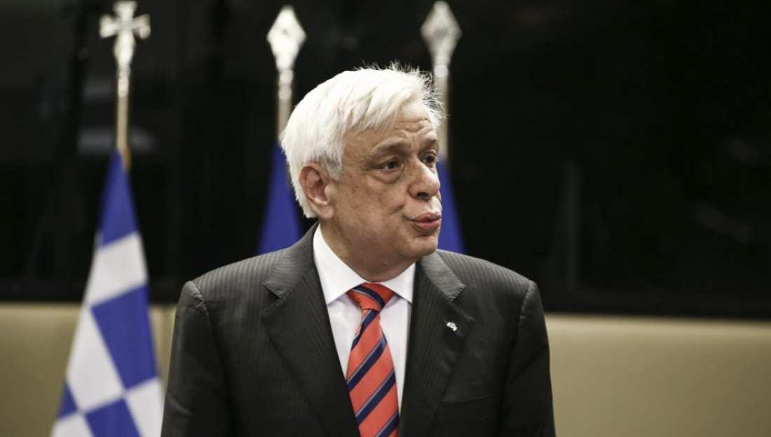 Αυστηρό μήνυμα θα απευθύνει προς την προκλητική Αλβανία ο Πρόεδρος της Δημοκρατίας Προκόπης Παυλόπουλος από τον Δήμο Πρέβεζας