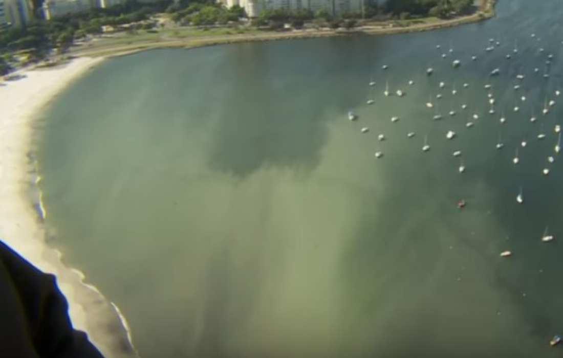 Ολυμπιακοί Ρίο 2016: Τρομακτική και άκρως επικίνδυνη για τους αθλητές η ρύπανση των υδάτων (ΒΙΝΤΕΟ)