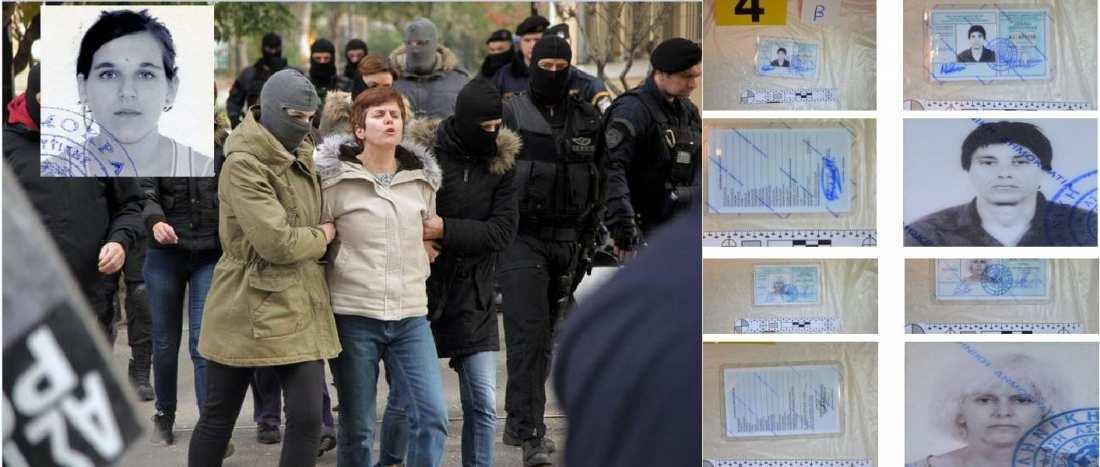 Μάχη με τον χρόνο δίνει η Αντιτρομοκρατική για να εντοπίσει τους «νεοσύλλεκτους» του Ε.Α. και τις γιάφκες με τα όπλα