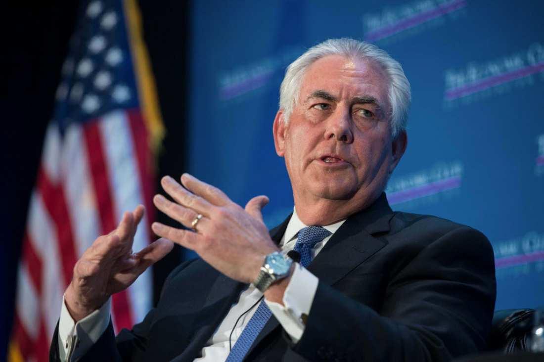 Χωρίς εκπλήξεις η ακρόαση του υποψήφιου ΥΠΕΞ των ΗΠΑ Rex Tillerson