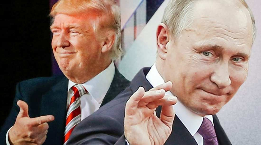 Τραμπ: «Σκανδαλώδης και ανεύθυνη» η δημοσιοποίηση στοιχείων σχετικά με τη Ρωσία
