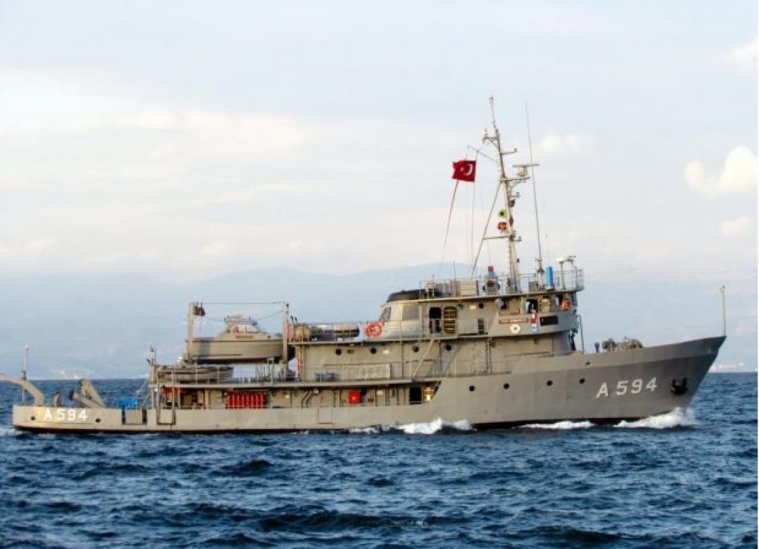 """Η Τουρκία βγάζει στο Αιγαίο το """"Τσουμπουκλού"""" και προκαλεί με NAVTEX"""