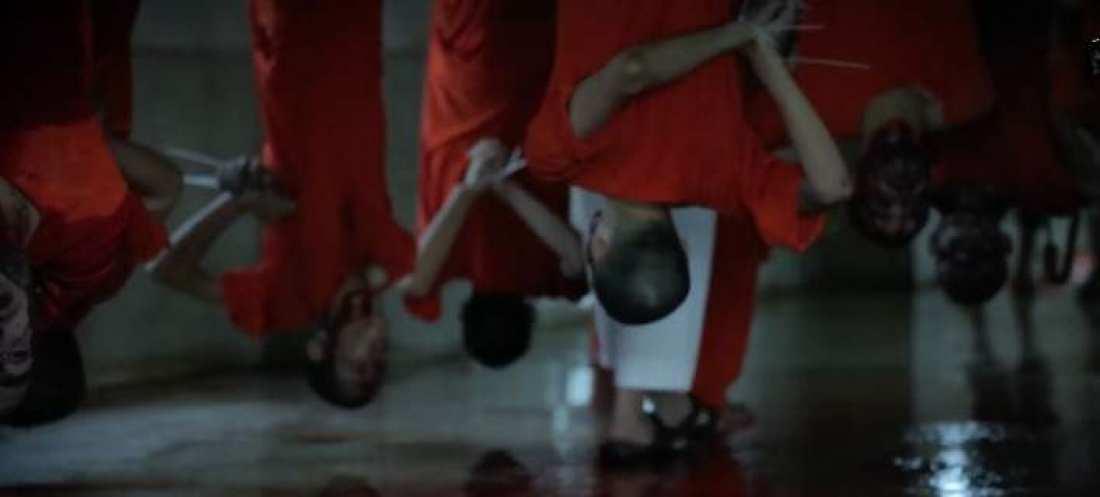 Βαρβαρότητα: Τζιχαντιστές έσφαξαν και κρέμασαν αιχμαλώτους! Φωτογραφίες