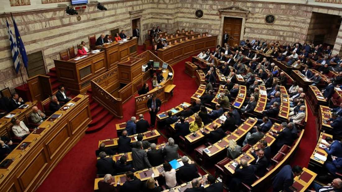 Αποτέλεσμα εικόνας για συζητηση στην βουλη για το κυπριακο