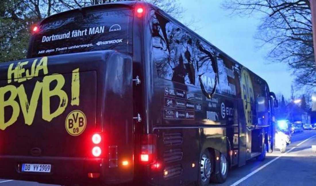 Οικονομικά του κίνητρα του Γερμανορώσου που συνελήφθη για την επίθεση στο λεωφορείο της Ντόρτμουντ