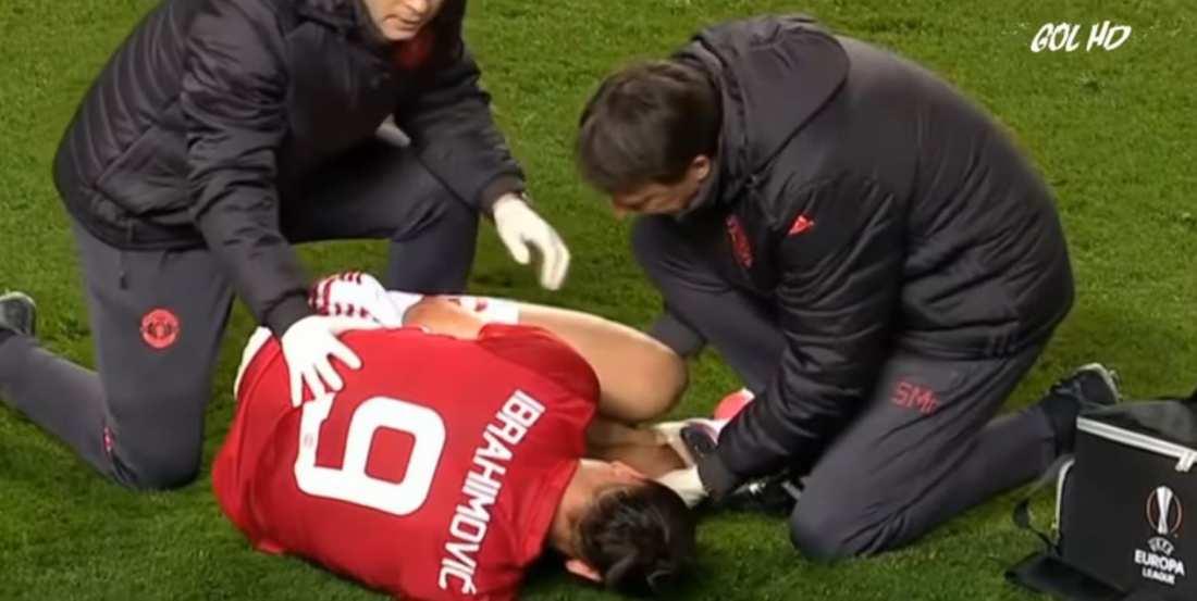 Σε κίνδυνο η καριέρα του Ζλάταν - Σοκάρει ο τραυματισμός στο δεξί γόνατο (ΒΙΝΤΕΟ)