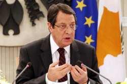 Κυπριακό: Υπεραμύνθηκε της πρότασής του ο Πρόεδρος Αναστασιάδης