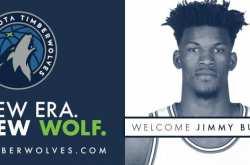 Μεταγραφή...ΒΟΜΒΑ στο NBA: Στους Timberwolves o Butler!