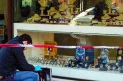 Επεισοδιακή ληστεία σε κοσμηματοπωλείο στον Βύρωνα