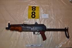 Αυτά είναι τα όπλα που βρέθηκαν στο κρησφύγετο της Ρούπα στην Ηλιούπολη (ΦΩΤΟ)
