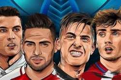 """ς """"εμφύλιος"""" και Μονακό-Γιουβέντους στα ημιτελικά του Champions League"""