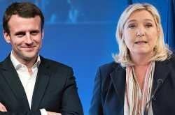 Γαλλικές εκλογές: Τα τελικά αποτελέσματα του πρώτου γύρου-Μακρόν 24,01%, Λεπέν 21,30%