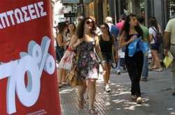 Ανοικτά αύριο Κυριακή τα εμπορικά καταστήματα σε όλη την Ελλάδα στο πλαίσιο των θερινών εκπτώσεων