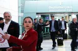 Έφτασε Τουρκία ο Ολυμπιακός (ΦΩΤΟ)
