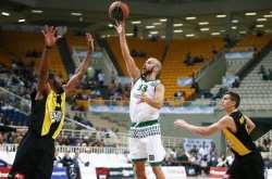 Ο Καλάθης «έσωσε» τον Παναθηναϊκό χαρίζοντας του τη νίκη με 2-1