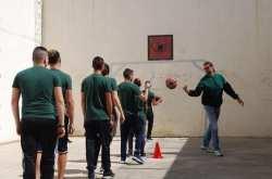 Στις φυλακές ανηλίκων ο Παναθηναϊκός (ΦΩΤΟ)