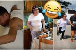 Viral: Η κρητικιά μάνα που τρέχει... και δεν φτάνει στον Ημιμαραθώνιο (ΒΙΝΤΕΟ)