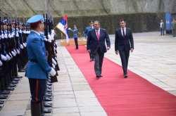 Ελλάς-Σερβία συμμαχία-Υπογραφή συμφωνίας αμυντικής συνεργασίας