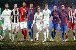 Οι κορυφαίοι της UEFA για το 2016 (ΦΩΤΟ)